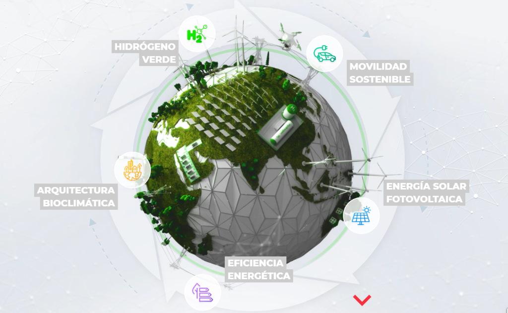 Proyectos sostenibles ideagreen